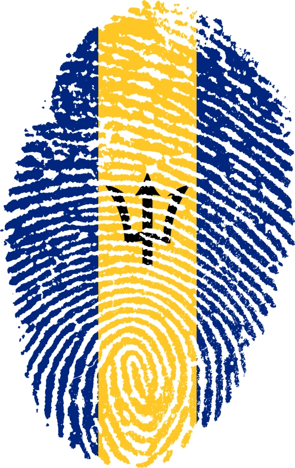 barbados fingerprint